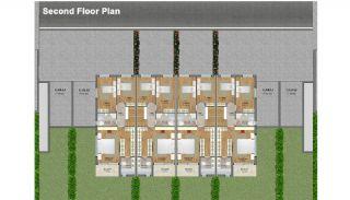 Eye-Catching Duplex Villas in a Luxury Complex of Antalya, Property Plans-3