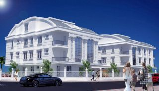 Fully Equipped New Antalya Apartments in Luxury Complex, Antalya / Lara