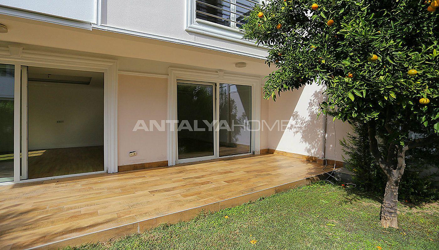 Antalya villa loopafstand van vele voorzieningen - Plan slaapkamer kleedkamer ...