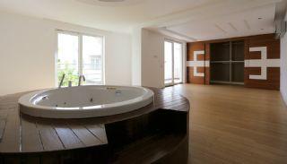 Afgewerkte 4 Slaapkamer Duplex Villa Antalya Lara, Interieur Foto-9