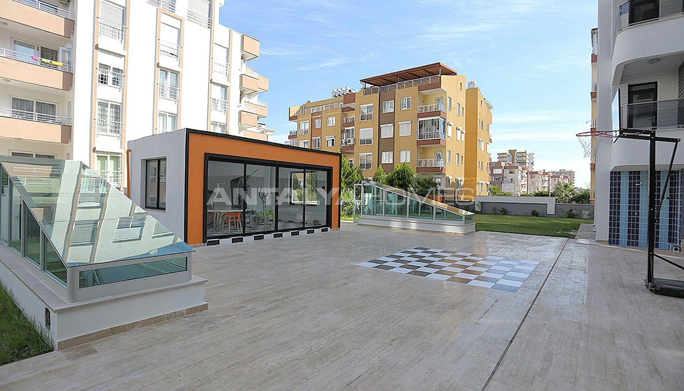 Ger Umige Antalya Wohnungen Nahe Am Meer