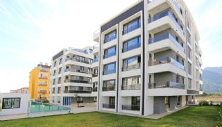 Key Ready Apartments in Antalya, Konyaaltı with Natural Gas, Antalya / Konyaalti