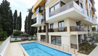 Apartments in Antalya at a Favorable Location of Konyaalti, Antalya / Konyaalti - video