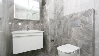 New Flats from Branded Construction Company of Antalya, Interior Photos-18