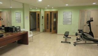 آپارتمان 2 خوابه با مبلمان در لارا، گوزلابا, آنتالیا / لارا - video