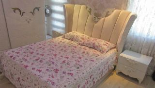آپارتمان 2 خوابه با مبلمان در لارا، گوزلابا, تصاویر داخلی-8