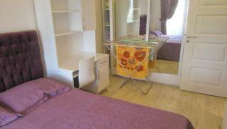 آپارتمان 2 خوابه با مبلمان در لارا، گوزلابا, تصاویر داخلی-12