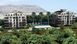 Luxury and Quality Designed Apartments in Konyaalti Antalya, Antalya / Konyaalti