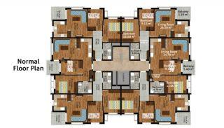 Luxury and Quality Designed Apartments in Konyaalti Antalya, Property Plans-1