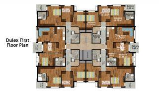 Luxury and Quality Designed Apartments in Konyaalti Antalya, Property Plans-2