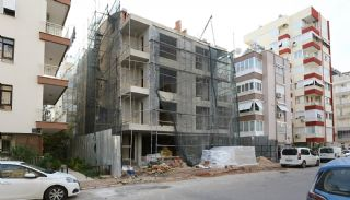 Smart Konyaalti Apartments in Turkey with Natural Gas, Construction Photos-1