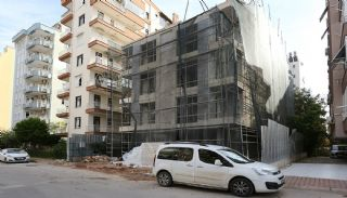 Smart Konyaalti Apartments in Turkey with Natural Gas, Construction Photos-2