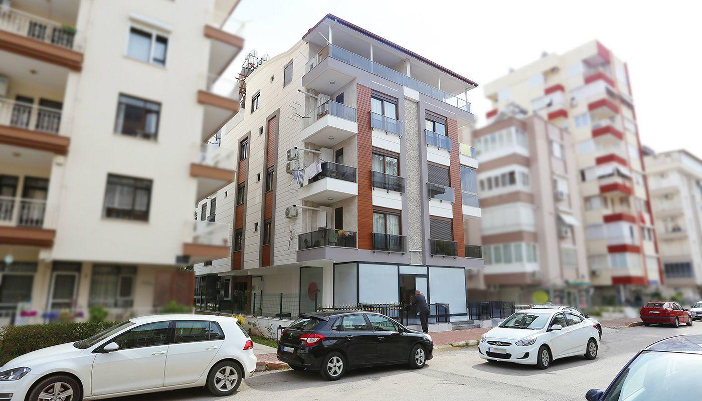 Modern gestaltete Wohnungen in der Türkei, Antalya