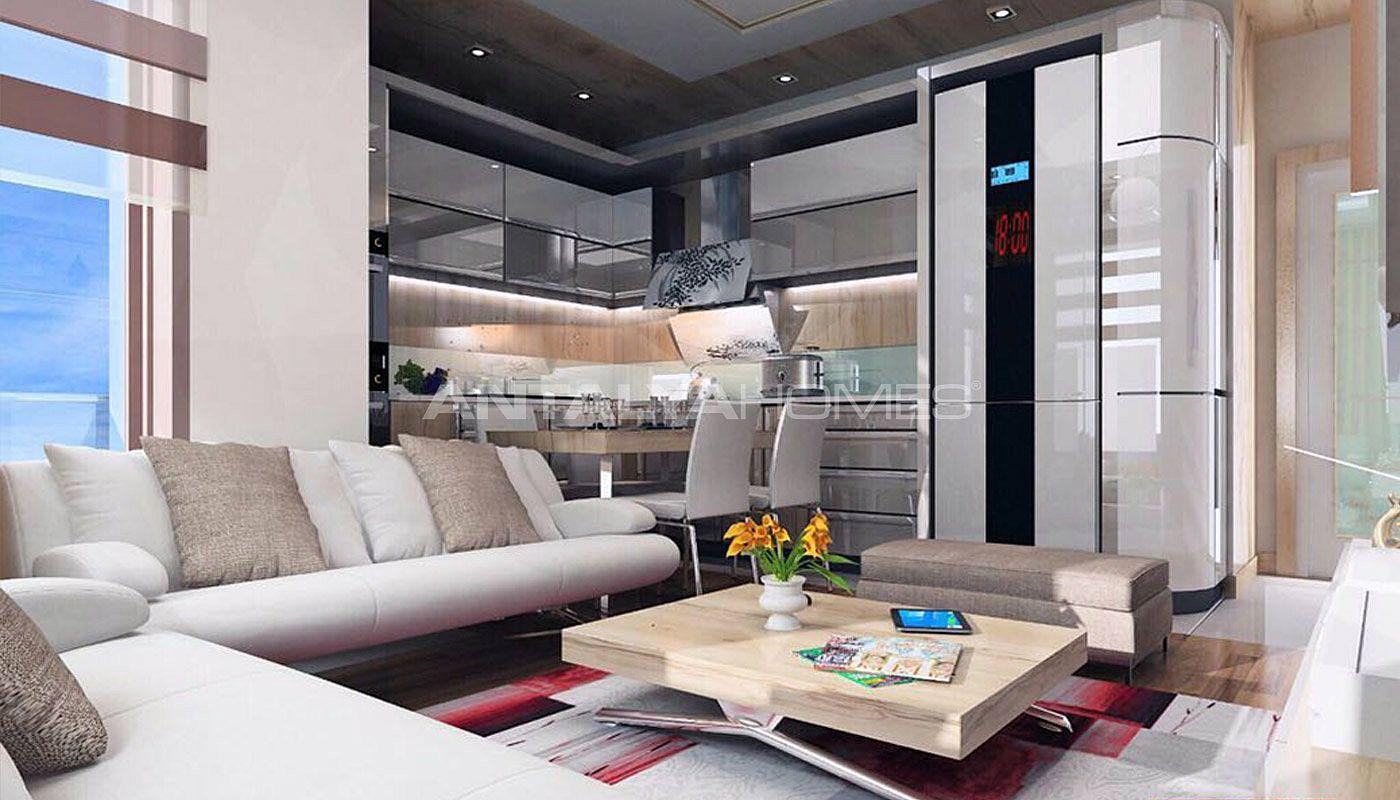 Modern Designed Apartments in Turkey, Antalya