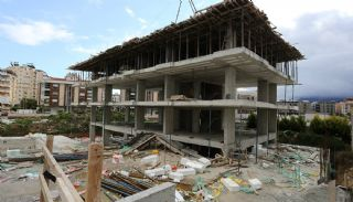 Brand New Spacious Apartments in Antalya Turkey, Construction Photos-4