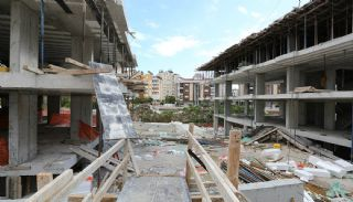 Brand New Spacious Apartments in Antalya Turkey, Construction Photos-5