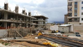 Brand New Spacious Apartments in Antalya Turkey, Construction Photos-7