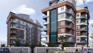 Nouveaux Appartements Spacieux à Antalya Turquie, Antalya / Konyaalti - video