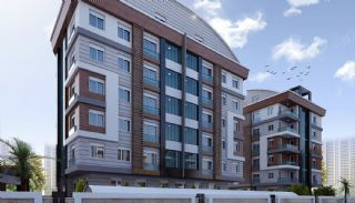 Nagelneue geräumige Wohnungen in Antalya Türkei, Antalya / Konyaalti - video