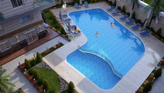 Gloednieuwe Ruime Appartementen in Antalya, Turkije, Antalya / Konyaalti - video
