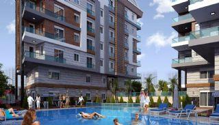 Helt Nya Rymliga Lägenheter i Antalya Turkiet, Antalya / Konyaalti