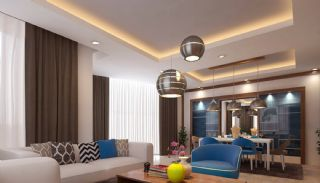 Helt Nya Rymliga Lägenheter i Antalya Turkiet, Interiör bilder-1