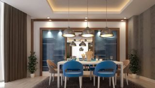 Helt Nya Rymliga Lägenheter i Antalya Turkiet, Interiör bilder-3