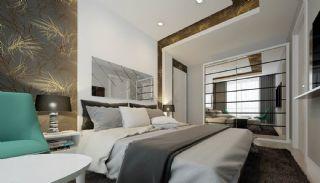 Helt Nya Rymliga Lägenheter i Antalya Turkiet, Interiör bilder-6
