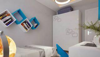 Helt Nya Rymliga Lägenheter i Antalya Turkiet, Interiör bilder-7