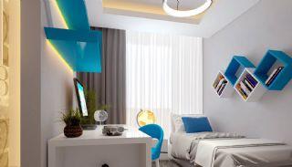 Helt Nya Rymliga Lägenheter i Antalya Turkiet, Interiör bilder-8