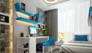 Helt Nya Rymliga Lägenheter i Antalya Turkiet, Interiör bilder-9
