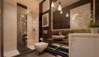 Helt Nya Rymliga Lägenheter i Antalya Turkiet, Interiör bilder-10