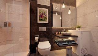 Helt Nya Rymliga Lägenheter i Antalya Turkiet, Interiör bilder-11