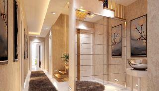 Helt Nya Rymliga Lägenheter i Antalya Turkiet, Interiör bilder-12