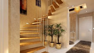Helt Nya Rymliga Lägenheter i Antalya Turkiet, Interiör bilder-13