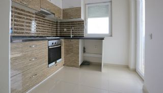 Duplex Apartment in Konyaalti with Separate Kitchen, Interior Photos-4