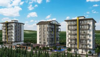 New Built Antalya Apartments Close to All Amenities, Antalya / Kepez