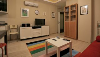 Furnished 1+1 Apartment in Konyaaltı Hurma, Interior Photos-3