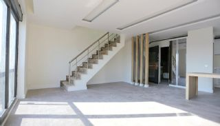 Recently Completed Modern Style Flats in Antalya Turkey, Interior Photos-3