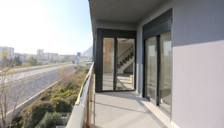 Recently Completed Modern Style Flats in Antalya Turkey, Interior Photos-19
