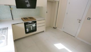 Centrally Located Antalya Flats with Separate Kitchen, Interior Photos-7