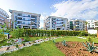 Luxe-Design Flat met Aardgas in Konyaalti Antalya, Antalya / Konyaalti