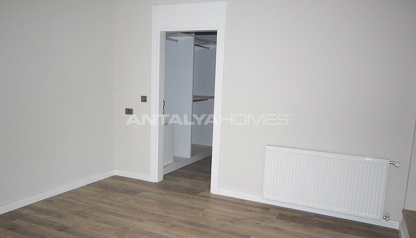 3 schlafzimmer intelligente wohnung in konyaalti. Black Bedroom Furniture Sets. Home Design Ideas