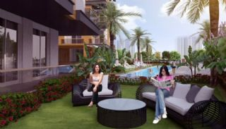Appartements à Antalya avec Installations en Complexe, Antalya / Konyaalti - video