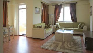 شقة مستعملة من غرفتين نوم في ليمان, انطاليا / كونيالتي