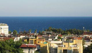 Herrliche 5+1 Maisonette Wohnung mit Meerblick in Antalya, Antalya / Konyaalti
