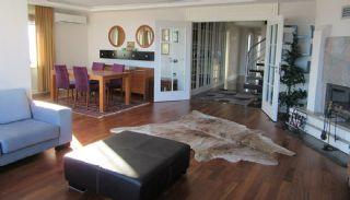 آپارتمان دوبلکس با شکوه 5+1 با منظره دریا در آنتالیا, تصاویر داخلی-1