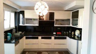 Herrliche 5+1 Maisonette Wohnung mit Meerblick in Antalya, Foto's Innenbereich-6