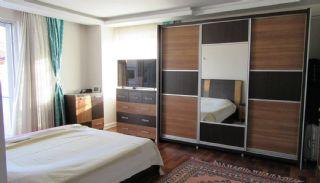 آپارتمان دوبلکس با شکوه 5+1 با منظره دریا در آنتالیا, تصاویر داخلی-8