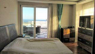 آپارتمان دوبلکس با شکوه 5+1 با منظره دریا در آنتالیا, تصاویر داخلی-9